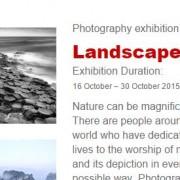 Exposition galerie Blank Wall Athènes - photo Chaussée des Géants